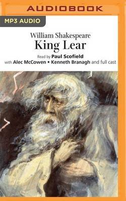 King Lear (MP3 format, CD): William Shakespeare