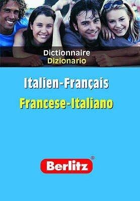 Italian-French Berlitz Bilingual Dictionary (Italian, French, Paperback, New edition):