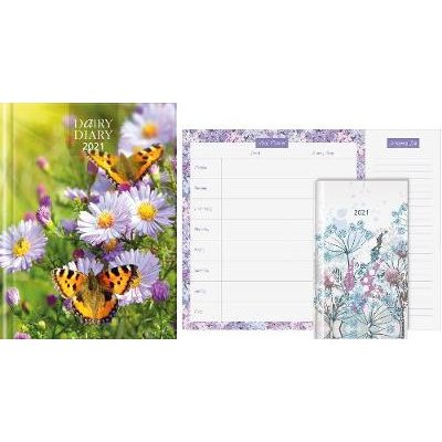 Dairy Diary Set 2021 - A British icon used by millions since its launch. Updated for 2021; this gorgeous Set is incredibly...