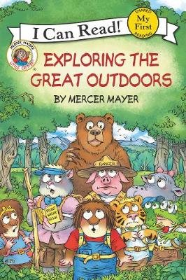 Little Critter: Exploring the Great Outdoors (Paperback): Mercer Mayer