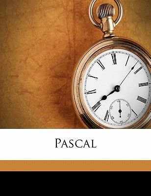 Pascal (Paperback): Stafford Harry Northcote Vis St Cyres