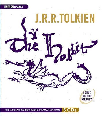 The Hobbit (Abridged, Standard format, CD, abridged edition): J. R. R. Tolkien