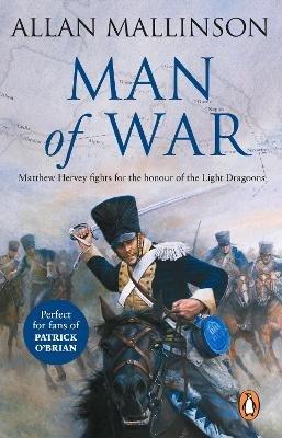 Man Of War - (Matthew Hervey 9) (Electronic book text): Allan Mallinson