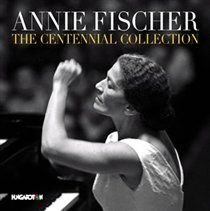 Various Artists - Annie Fischer: The Centennial Collection (CD): Annie Fischer, Budapest Symphony Orchestra, Wolfgang Amadeus...