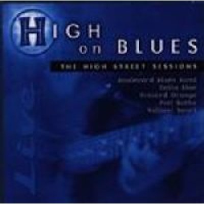 High On Blues (CD): Various Artists