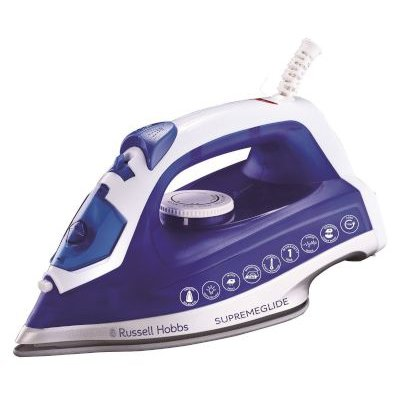 Russell Hobbs Supreme Glide Steam & Spray Iron (1600W):