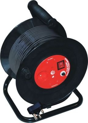 Ellies Surge Protected Extension Reel (3 Way)(30m):