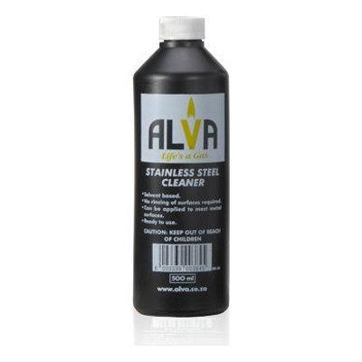 Alva Stainless Steel BBQ Cleaner: