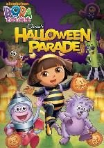 dora the explorer halloween parade dvd picture