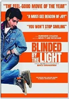 Blinded By The Light (DVD): Viveik Kalra, Hayley Atwell, Rob Brydon