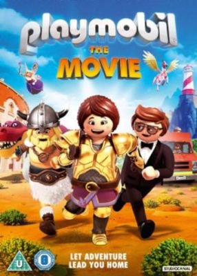 Playmobil: The Movie (DVD): Lino DiSalvo