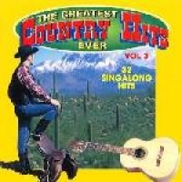 Greatest Country Hits Ever - Vol.3 (CD): Various Artists