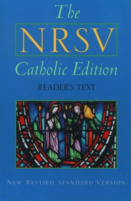 Catholic Bible-NRSV (Hardcover): Oxford University Press