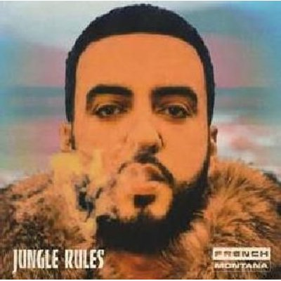 French Montana - Jungle Rules (CD): French Montana