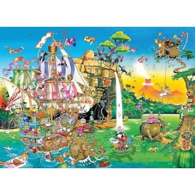 Jigsaw Puzzles - RGS Just Married Jigsaw Puzzle (1500 ...