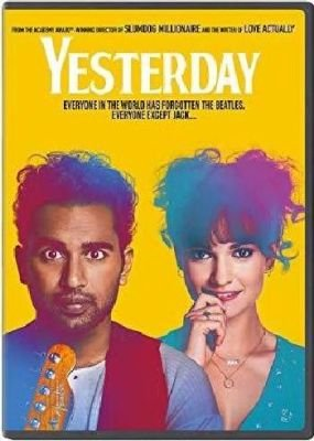 Yesterday (DVD): Himesh Patel, Lily James, Kate McKinnon, Ed Sheeran
