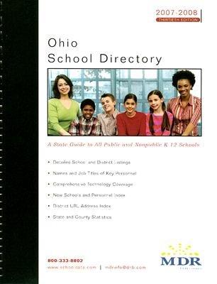 MDR School Directory: Ohio (Spiral bound, 13th): Market Data Retrieval