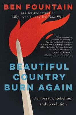 Beautiful Country Burn Again - Democracy, Rebellion, and Revolution (Hardcover): Ben Fountain