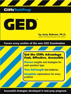 GED (Paperback): Jerry Bobrow