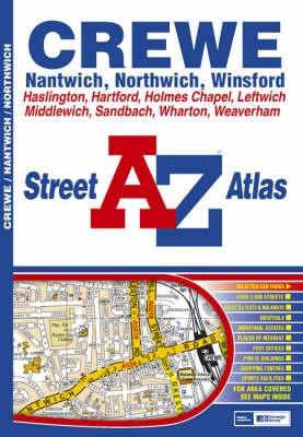 Crewe Street Atlas (Paperback):