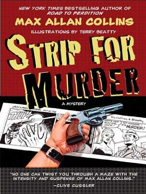 Strip for Murder (Electronic book text): Max Allan Collins