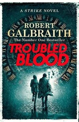 Troubled Blood (Paperback): Robert Galbraith