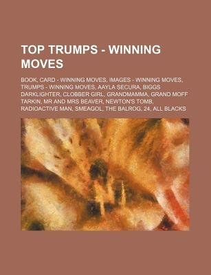 Top Trumps - Winning Moves - Book, Card - Winning Moves, Images