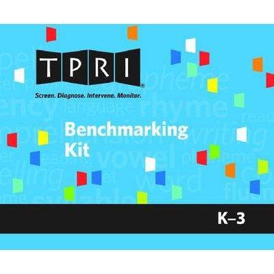 TPRI Benchmarking Kit (Paperback, 2): Brookes Publishing Co