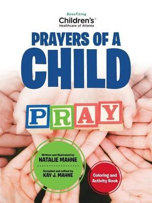 Prayers of a Child - Coloring and Activity Book (Paperback): Natalie Mahne