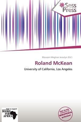 Roland McKean (Paperback): Blossom Meghan Jessalyn