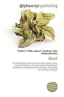 Basil (Paperback): Frederic P. Miller, Agnes F. Vandome, John McBrewster