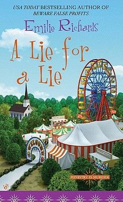 A Lie for a Lie (Electronic book text): Emilie Richards