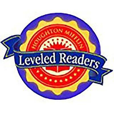 Houghton Mifflin Reading Leveled Readers - LV 2.4.1 on LVL 6pkg the Best Job for Scooter (Hardcover): Houghton Mifflin Company