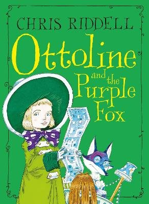 Ottoline and the Purple Fox (Paperback): Chris Riddell