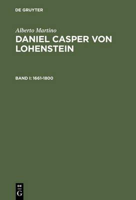 1661-1800 (German, Electronic book text, Reprint 2013 ed.): Alberto Martino