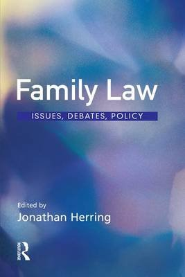 Family Law (Electronic book text): Jonathan Herring