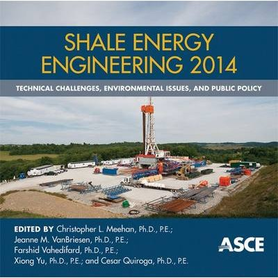 Shale Energy Engineering - Technical Challenges, Environmental Issues, and Public Policy (CD-ROM): Christopher L. Meehan,...