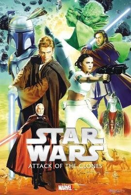 Star Wars: Episode II: Attack of the Clones (Hardcover): Henry Gilroy