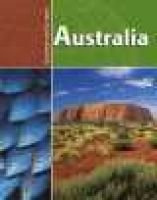 Australia (Hardcover, Library binding): Tracey Boraas