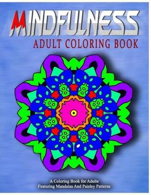 Mindfulness Adult Coloring Book, Volume 12 - Women Coloring Books for Adults (Paperback): Jangle Charm