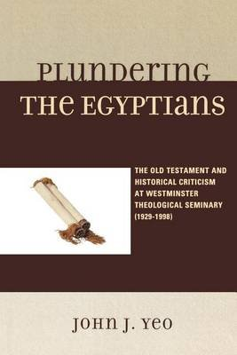 Plundering the Egyptians (Electronic book text): John J. Yeo