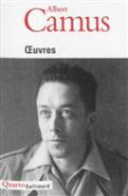 Oeuvres (French, Paperback): Albert Camus