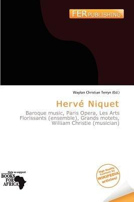 Herv Niquet (Paperback): Waylon Christian Terryn