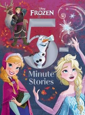 5-minute Frozen - 5-Minute Stories (Hardcover): Disney Book Group, Disney Storybook Art