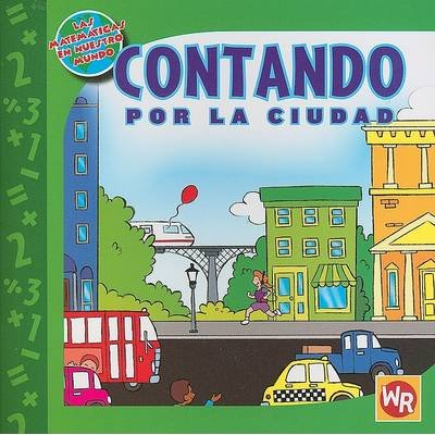 Contando Por la Ciudad (English, Spanish, Paperback): Jean Sharp