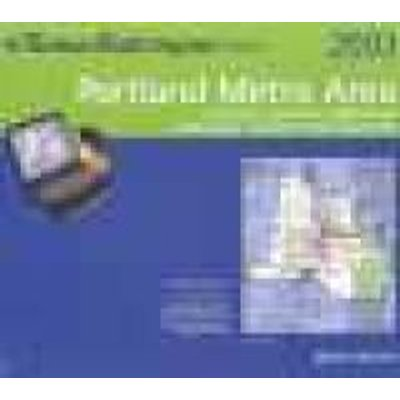 Portland Metro Area DigitalEditions (CD-ROM): Thomas Brothers Maps