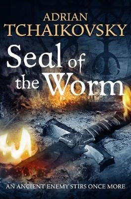 Seal of the Worm (Electronic book text, Mobi): Adrian Tchaikovsky