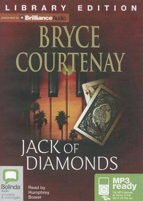 Jack of Diamonds (MP3 format, CD, Library ed.): Bryce Courtenay