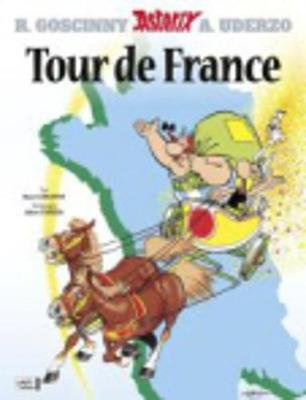 Asterix in German - Tour De France (German, Hardcover):