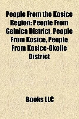 People from the Ko Ice Region - People from Gelnica District, People from Ko Ice, People from Ko Ice-Okolie District...
